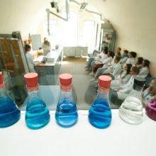 Neįprastos mokslo spalvos VII forte
