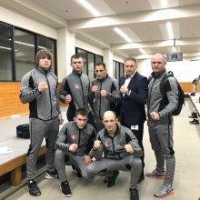 Iš Japonijos grįžęs bušido federacijos vadovas: esame kovotojų kraštas!