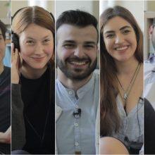 Studentai iš užsienio: Eurovizija – tai šalių vienybė, o ne varžybos