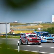 Atkaklioje 1006 km lenktynių kvalifikacijoje greičiausias buvo R. Kupčikas