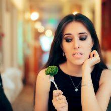 Siekis maitintis sveikai gali virsti ortoreksija: ar jūsų neužvaldė plintanti manija?