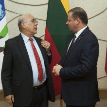 """EBPO vadovas: Lietuva turi kovoti su """"šešėline"""" ekonomika"""