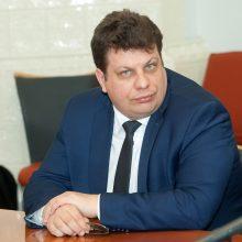 Kultūros viceministras Renaldas Augustinavičius