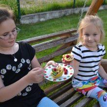Gaminame su vaikais: nuo paprastų užkandėlių iki gardžių pyragų <span style=color:red;>(receptai)</span>