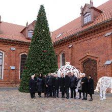 Kauno regiono paveldo specialistai tiesia bendradarbiavimo tiltus