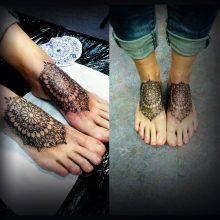 Gyvosios drobės, arba ko nežinojote apie tatuiruotes