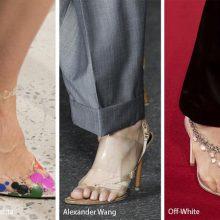 Privalomas duetas: atviri batai ir dailūs nagai