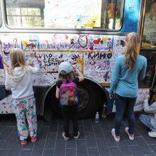 Vilnius atsisveikina su senaisiais autobusais