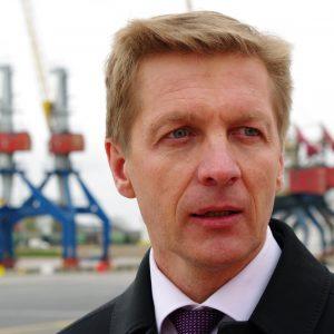 Atleidžiamas Klaipėdos uosto vadovas A. Vaitkus <span style=color:red;>(dar papildyta)</span>
