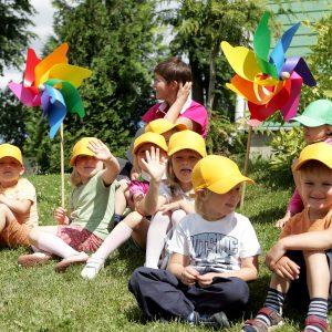 Vaikų poilsiui stovyklose – 1 mln. eurų