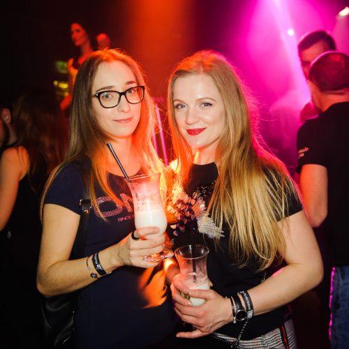 """""""Taboo"""" klube – Ibiza kvepianti naktis  © I. Jonelytės nuotr."""