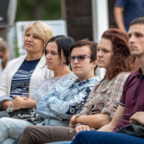Pažaislio liepų alėjos vakarai | Andrius Kaniava ir grupė  © Eitvydo Kinaičio nuotr.
