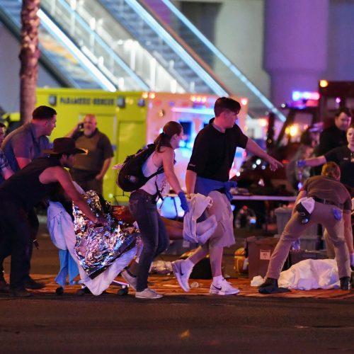 Šaudynės Las Vegase