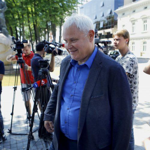 Dėl naujojo Klaipėdos miesto ženklo – valdžios atsakas  © Vytauto Petriko nuotr.
