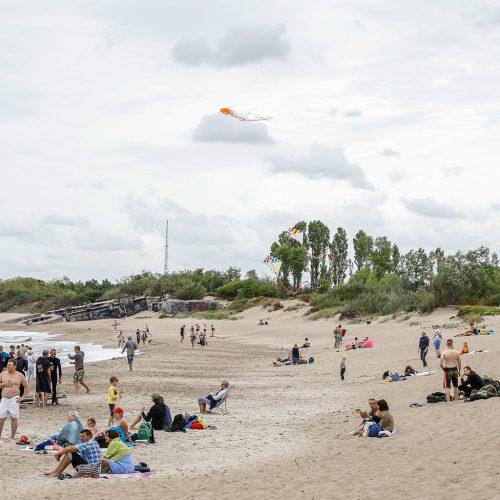 WAVE CAMP dienos stovykla  © Vytauto Petriko nuotr.