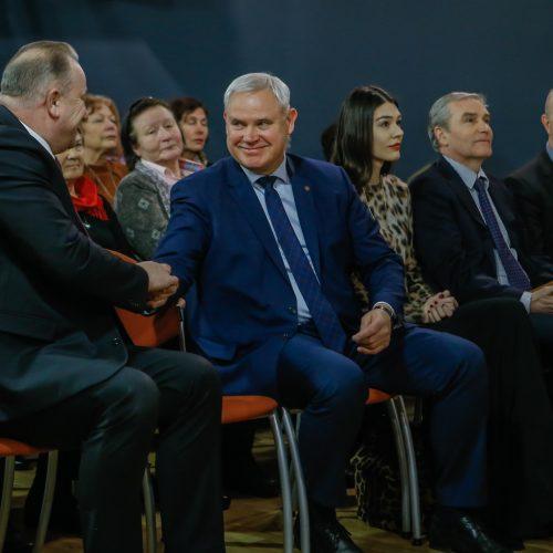 I.Simonaitytės premija įteikta Domui Kaunui  © Vytauto Petriko nuotr.