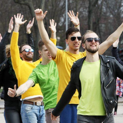 Balandžio 17-oji Klaipėdos diena  © Vytauto Liaudanskio nuotr.