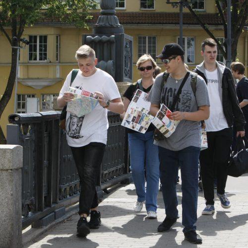 Birželio 14-oji Klaipėdos diena  © Vytauto Liaudanskio nuotr.