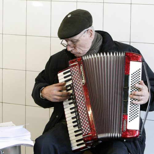 Vasario 12-oji Klaipėdos diena  © Vytauto Liaudanskio nuotr.