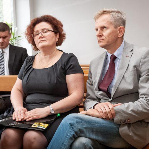 P. Mažylio gimdymo namų medikų teismas
