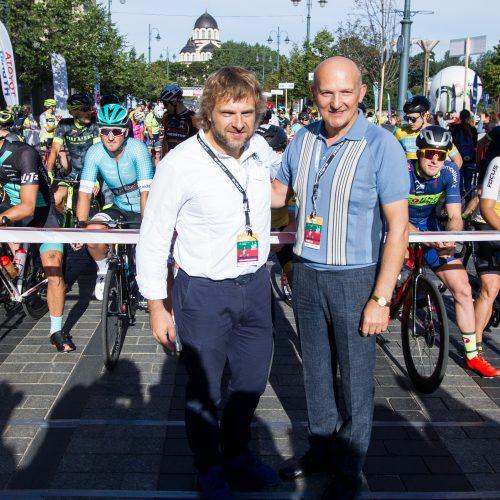 "Vilniuje vyksta tradicinis ""Velomaratonas""  © P. Peleckio / Fotobanko nuotr."