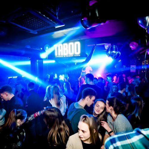 """""""Taboo"""" klubas atidarė naująjį sezoną  © tomasfoto.lt nuotr."""