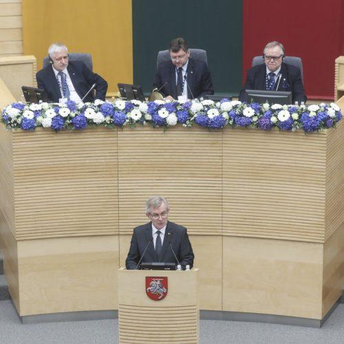 Vilniuje posėdžiauja Baltijos Asamblėja