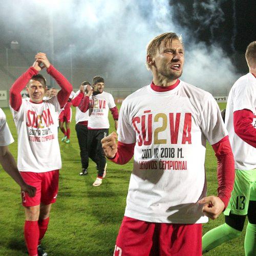 """A lyga: """"Sūduva"""" – """"Atlantas"""" 6:0  © Evaldo Šemioto nuotr."""