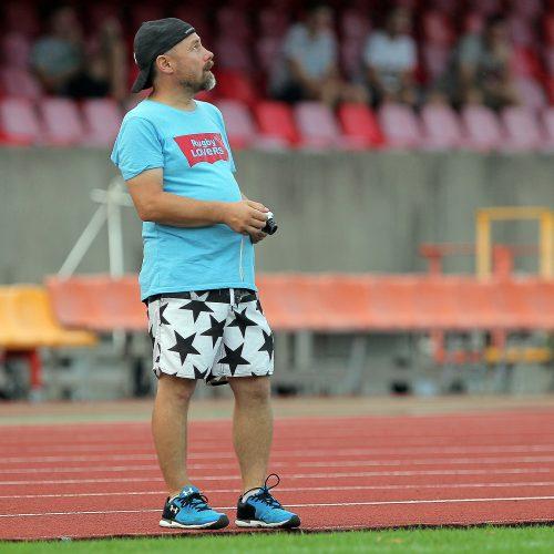 """Baltijos TOP lyga. """"Žalgiris"""" – """"Baltrex"""" 15:0  © Evaldo Šemioto nuotr."""