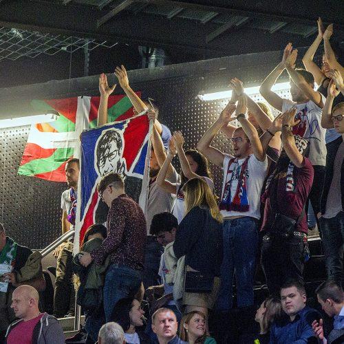 "Eurolyga: ""Žalgiris"" – ""Baskonia"" 79:87  © Evaldo Šemioto nuotr."