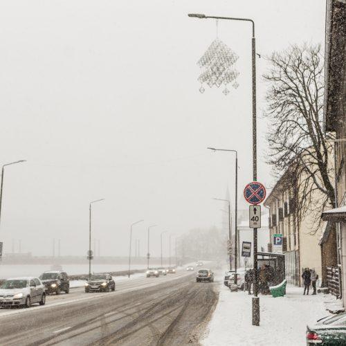 """""""Kauno akcentas"""" Senamiestyje – """"Sodų alėja""""  © Laimio Steponavičiaus nuotr."""