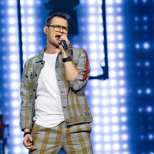 """Antrasis """"Eurovizijos"""" nacionalinės atrankos pusfinalis  © Pauliaus Peleckio/Fotobanko nuotr."""