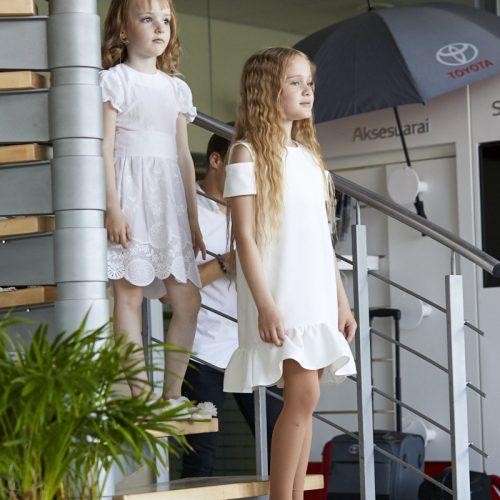 """""""Kūrybos podiumo"""" vasaros kolekcijų pristatymas  © V. Morkvėno nuotr."""