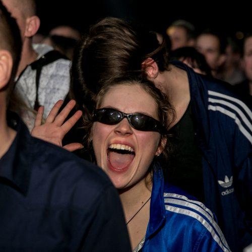 """""""Scooter Wild & Wicked"""" koncertas Kaune  © Vilmanto Raupelio nuotr."""