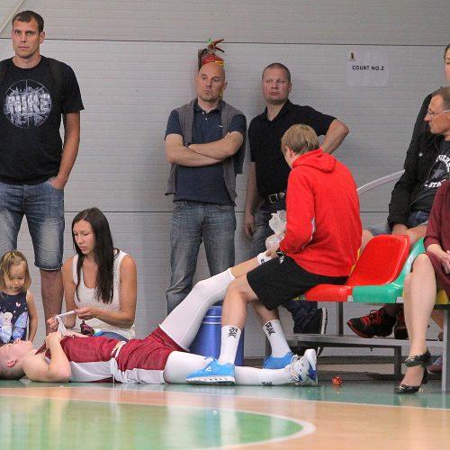 Lietuva U16 – Latvija U16 [vaikinai]  © Evaldo Šemioto nuotr.