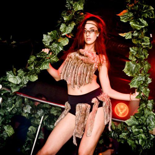 """""""Taboo"""" klubas virto džiunglėmis  © tomasfoto.lt"""