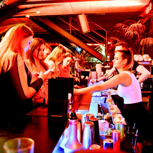 """""""Taboo"""" klubas pasitiko vasarą  © tomasfoto.lt nuotr."""