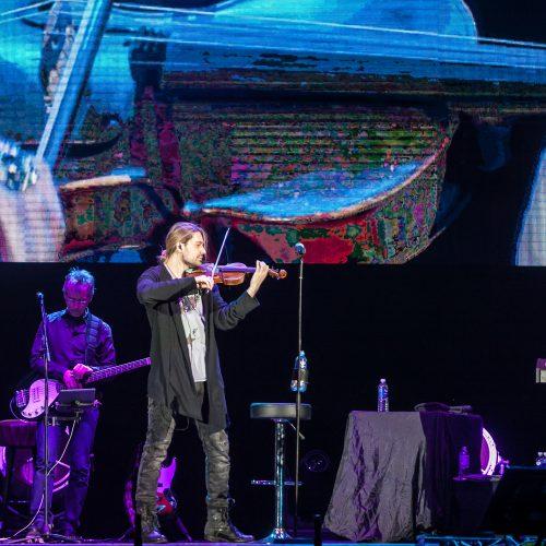 D. Garretto koncertas  © BFL nuotr.