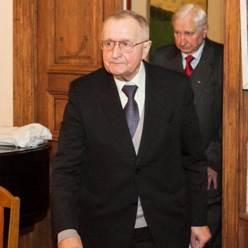 Lietuvos šimtmetis literatūroje  © BFL nuotr.