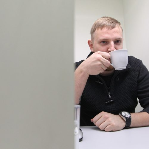 """""""Aklosios"""" degustacijos Kauno technologijos universitete"""