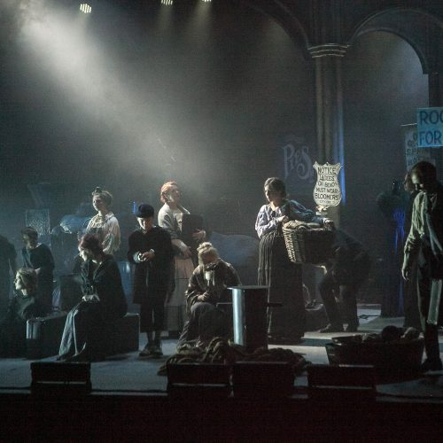 Kongresų rūmuose – E. Dženings koncertas  © D. Labučio (ELTA) nuotr.