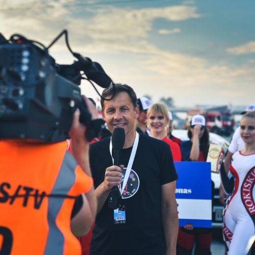 Žvaigždžių lenktynės  © Vytauto Pilkausko nuotr.