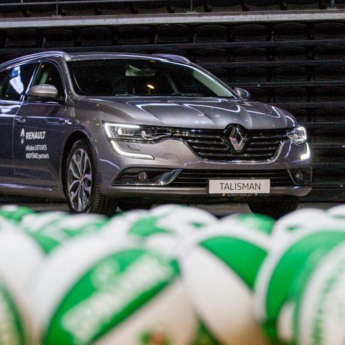 """Pristatyti nauji """"Renault"""" automobiliai"""