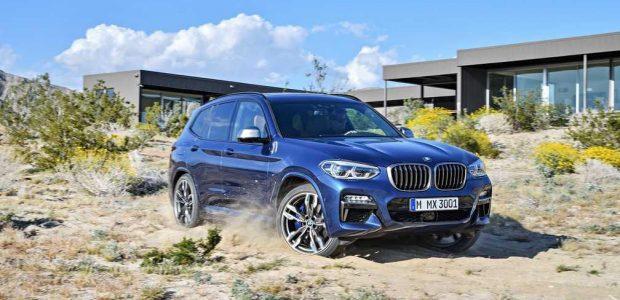 Atskleidė, kaip atrodys ir kiek kainuos naujausias BMW X3