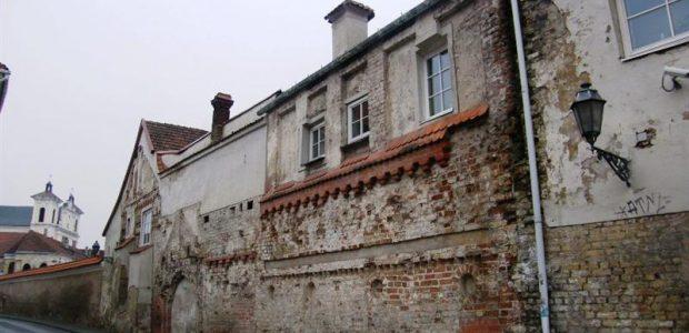 Vilniaus Benediktinių vienuolyno ansambliui padarytą žalą teks atlyginti