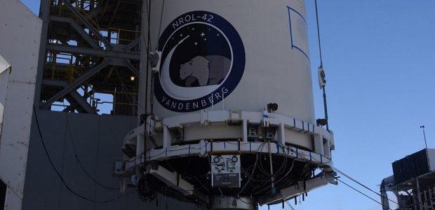 JAV į kosmosą iškėlė šnipinėjimo palydovą