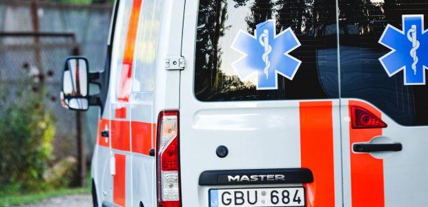Tragiška avarija Kėdainių rajone: žuvo vaikas
