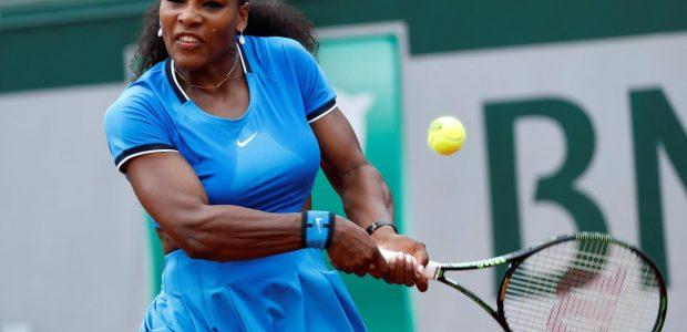 S. Williams pateko į Vimbldono turnyro šešioliktfinalį