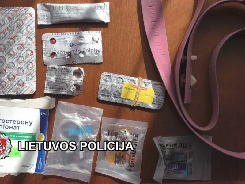 Dopingo skandale – ir dviračių sporto treneriai