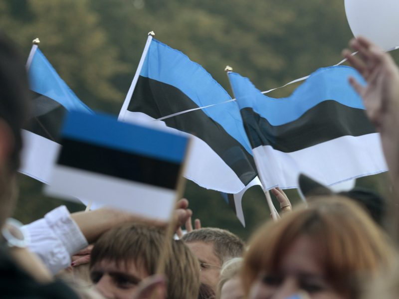 Estija planuoja surinkti per 10 proc. savo gyventojų DNR